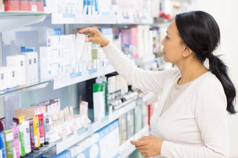 Kosmetyki z apteki polecane przez kosmetolog